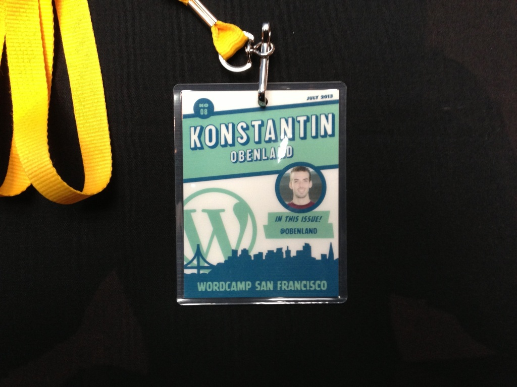 WordCamp San Francisco