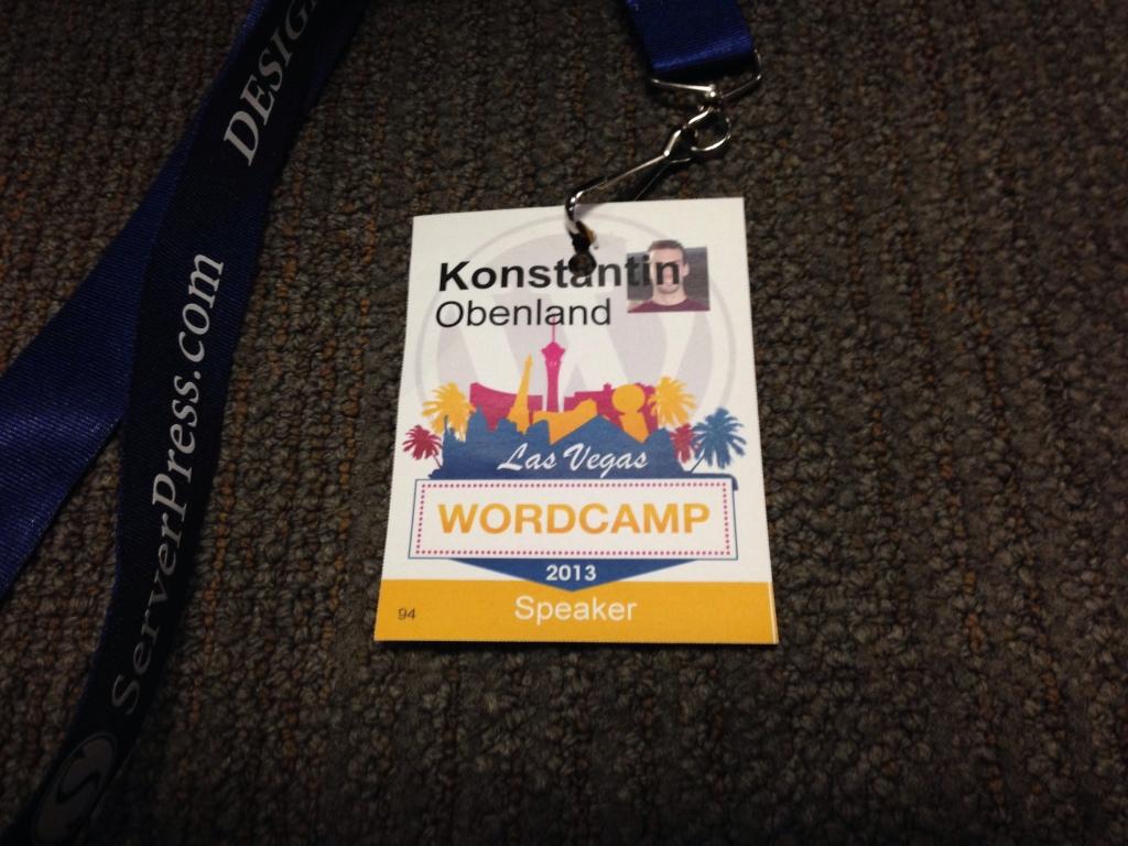 WordCamp Las Vegas