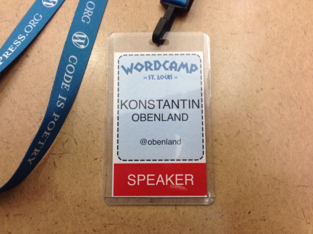 WordCamp St. Louis