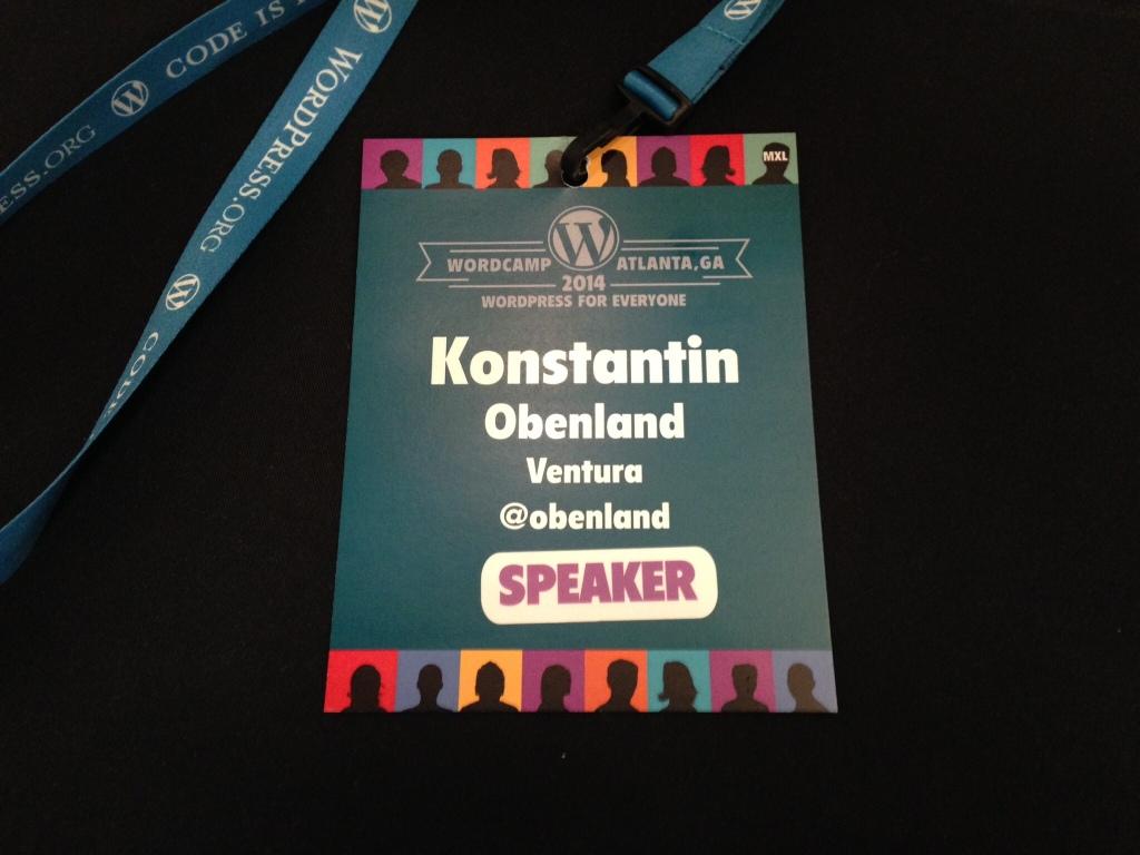 WordCamp Atlanta