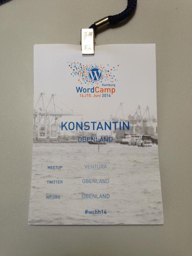 WordCamp Hamburg