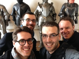Hyperion Meetup in Constance, Germany