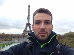 In Paris, France for…