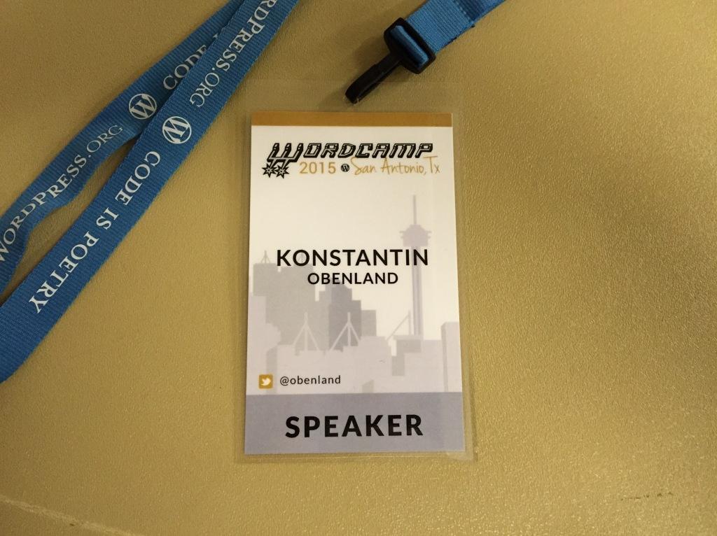WordCamp San Antonio