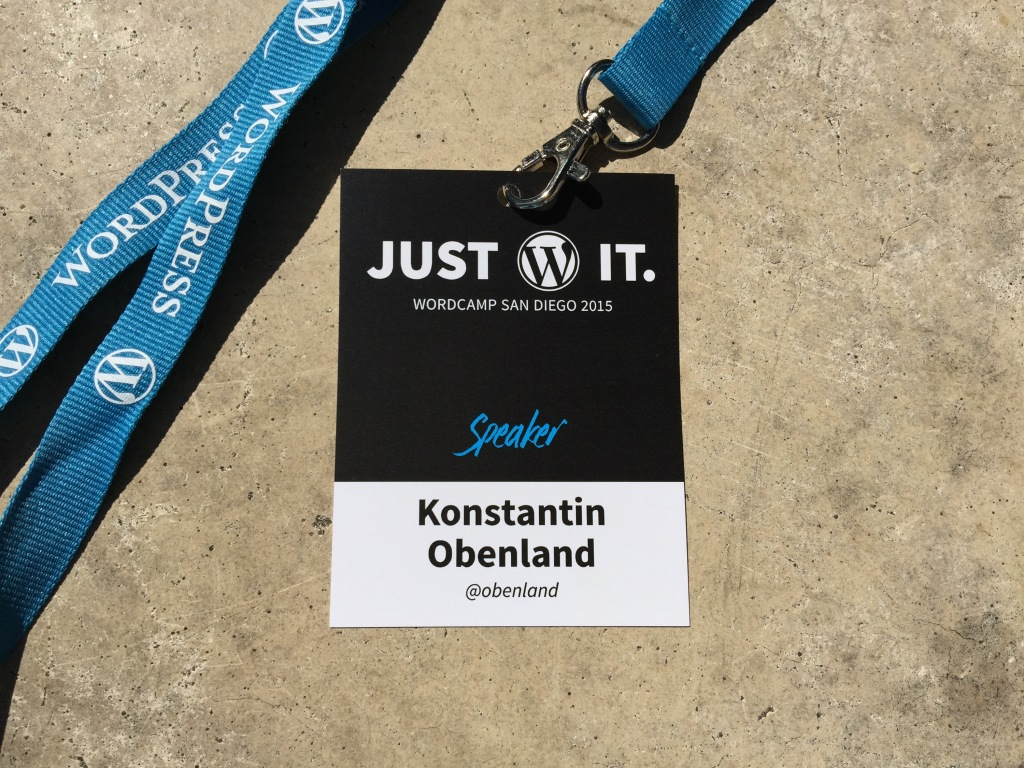 WordCamp San Diego