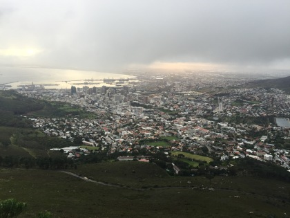 The greater Cape Town area